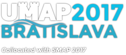 UMAP2017 - 25th Conference on User Modeling, Adaptation and Personalization